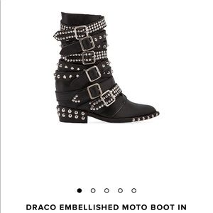 Jeffrey Campbell Draco Studded Boots
